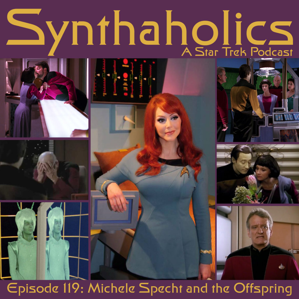 Synthaholics Episode 119: Michele Specht and the Offspring