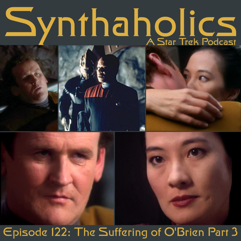 Synthaholics Episode 122: The Suffering of O'Brien Part 3