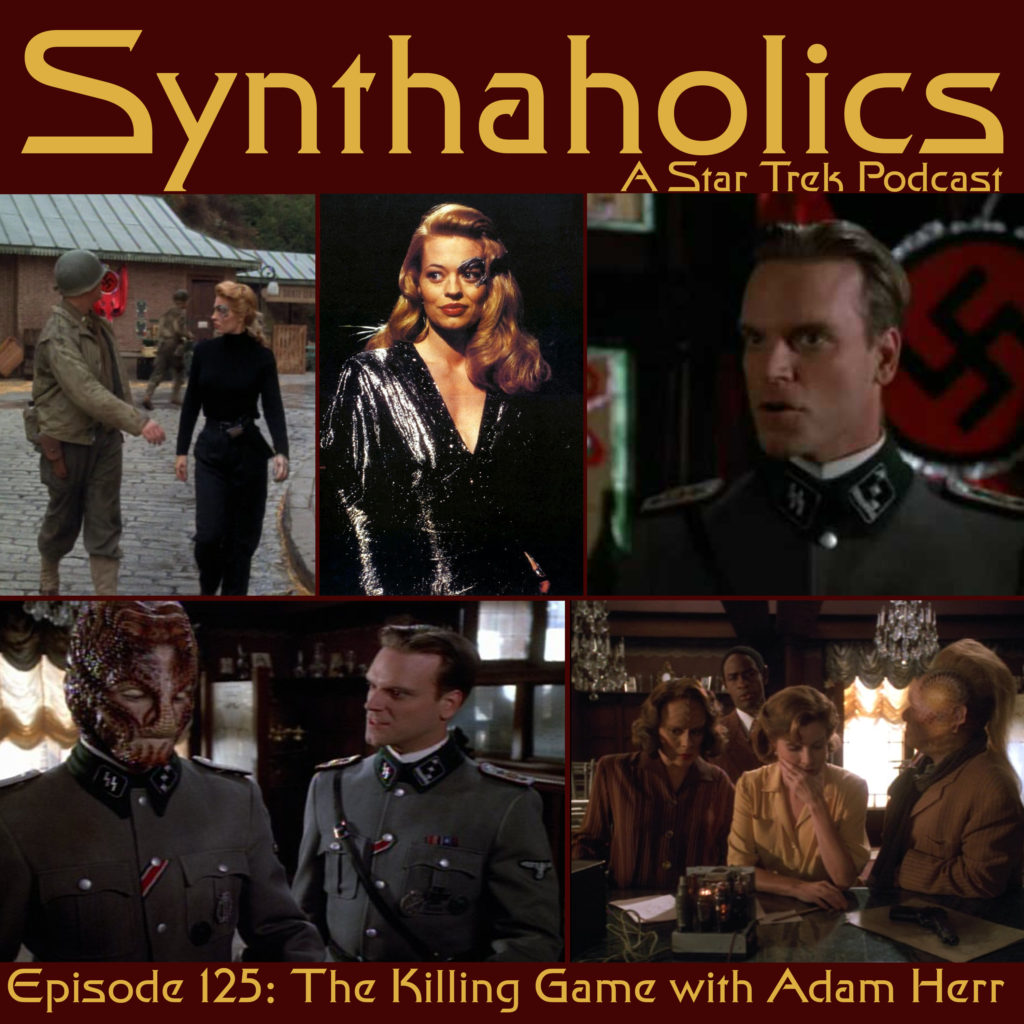 Episode 125: The Killing Game with Adam Herr
