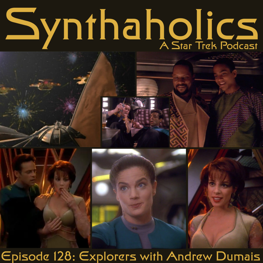 Episode 128: Explorers with Andrew Dumais