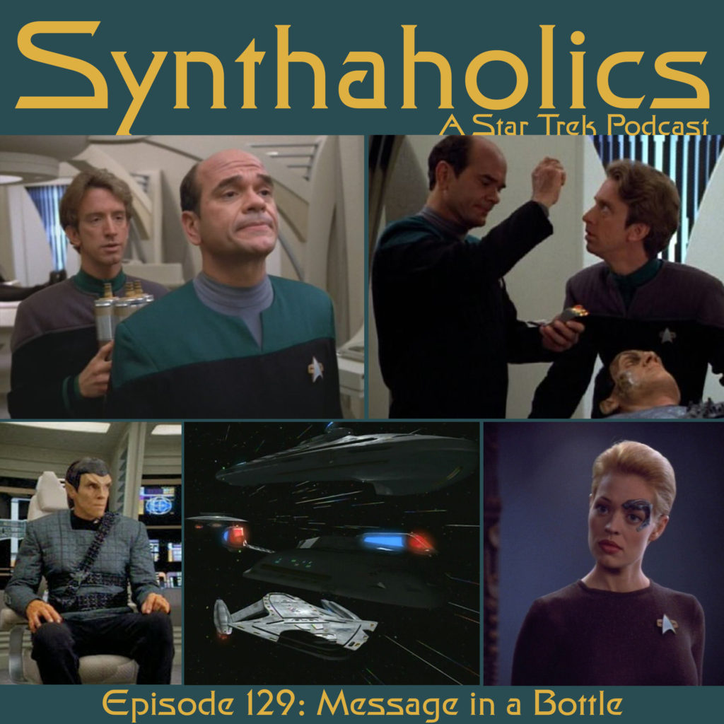 Synthaholics Episode 129: Message in a Bottle