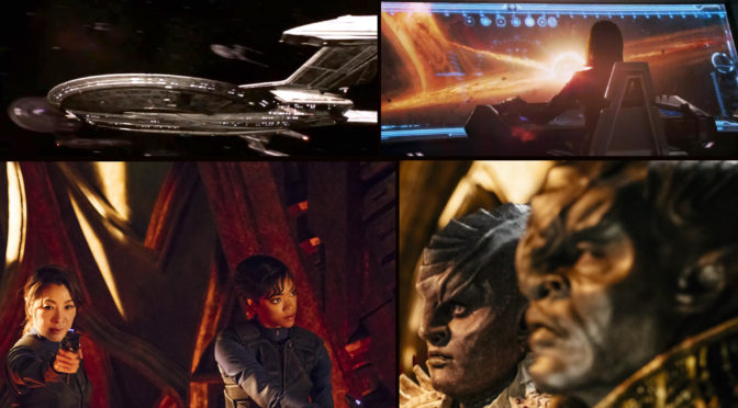 Synthaholics Episode 133: Star Trek Discovery Pilot