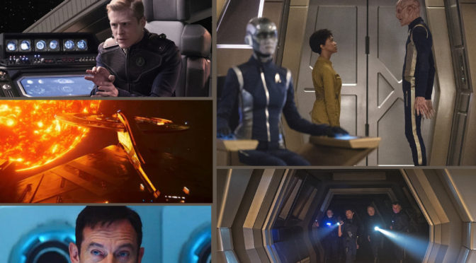 Episode 134 Star Trek Discovery Context is for Kings