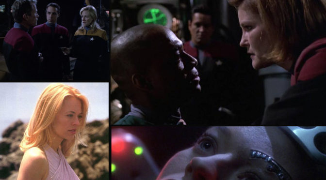 Synthaholics Episode 144: Janeway, Ransom, and the Equinox