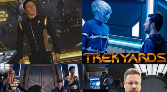Episode 148: Star Trek Discovery Despite Yourself with Captain Foley