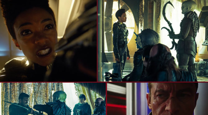 Episode 149: Star Trek Discovery The Wolf Inside