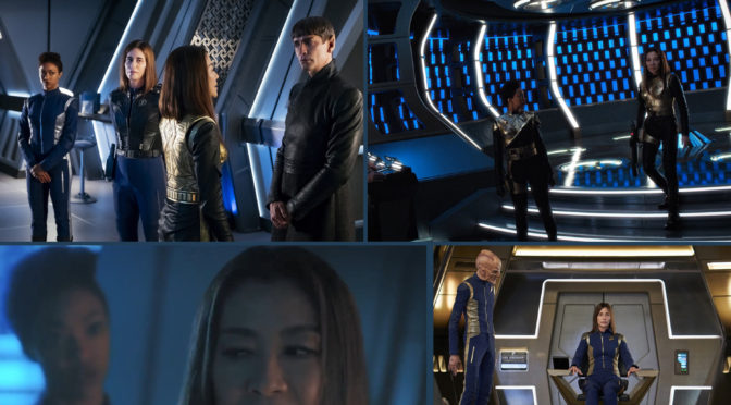 Episode 152: Star Trek Discovery The War Without, The War Within