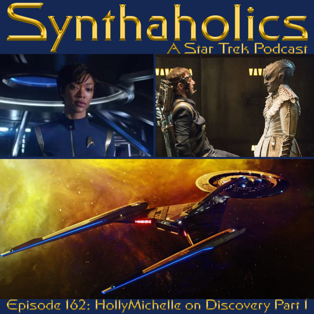 Episode 162: HollyMichelle on Discovery Part 1