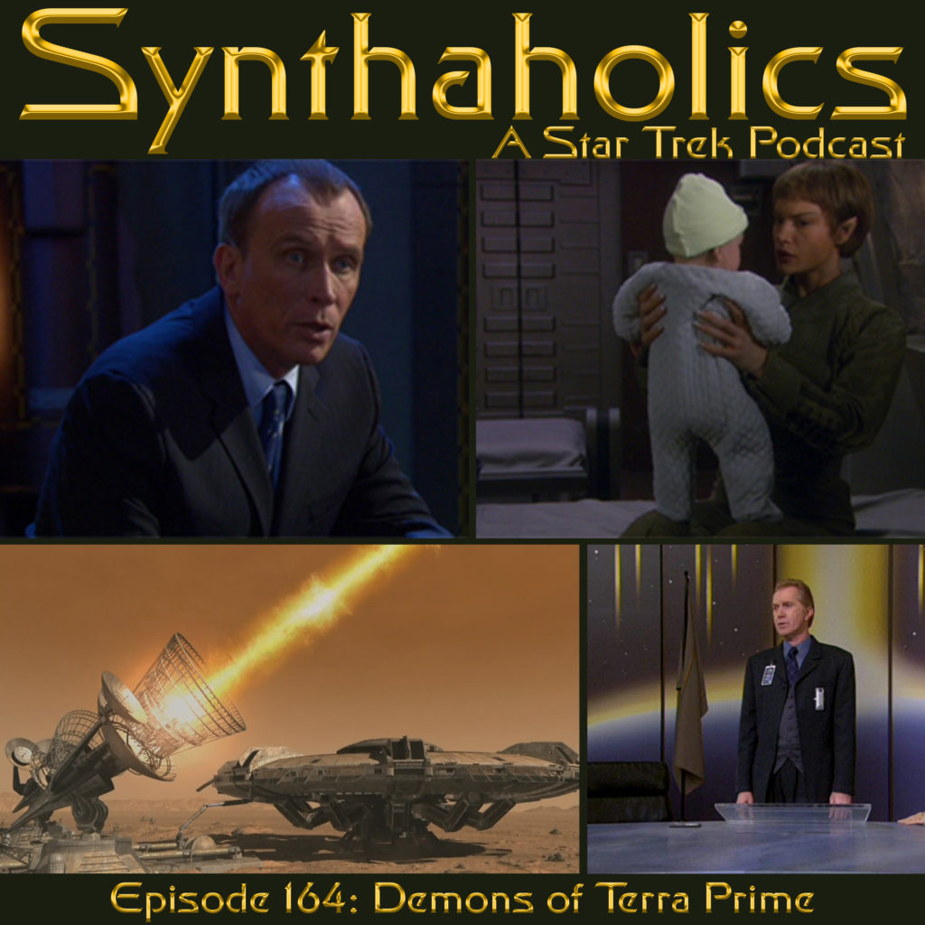 Synthaholics Episode 164: Demons of Terra Prime