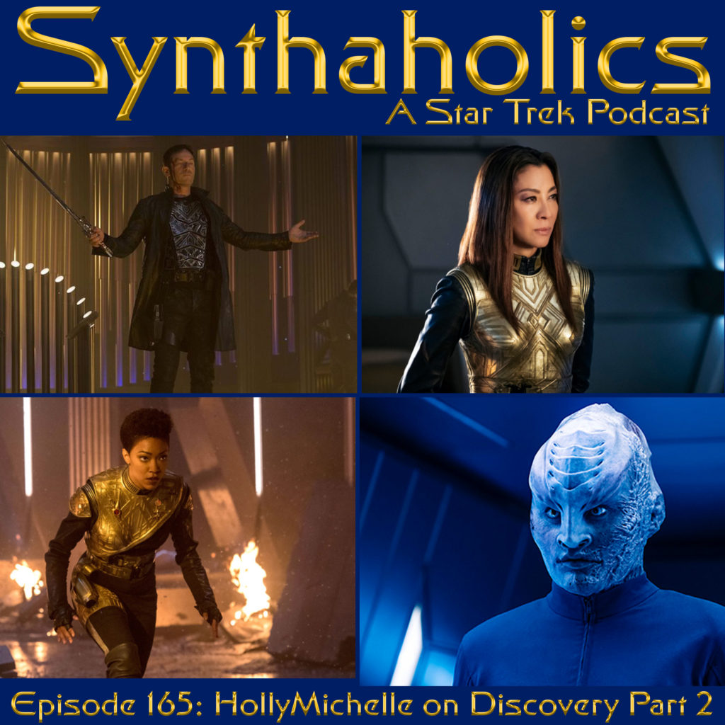 Episode 165: HollyMichelle on Discovery Part 2