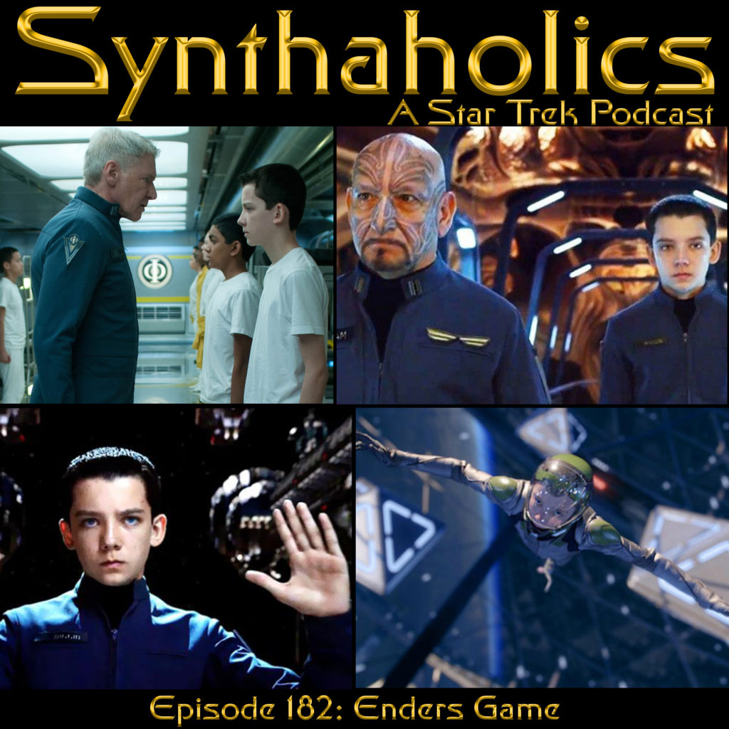 Episode 182: Ender's Game