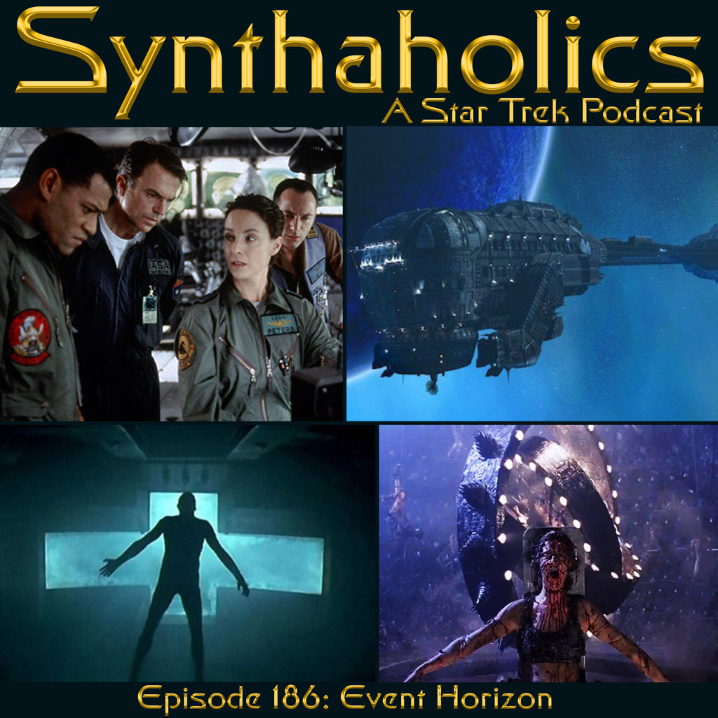Episode 186: Event Horizon