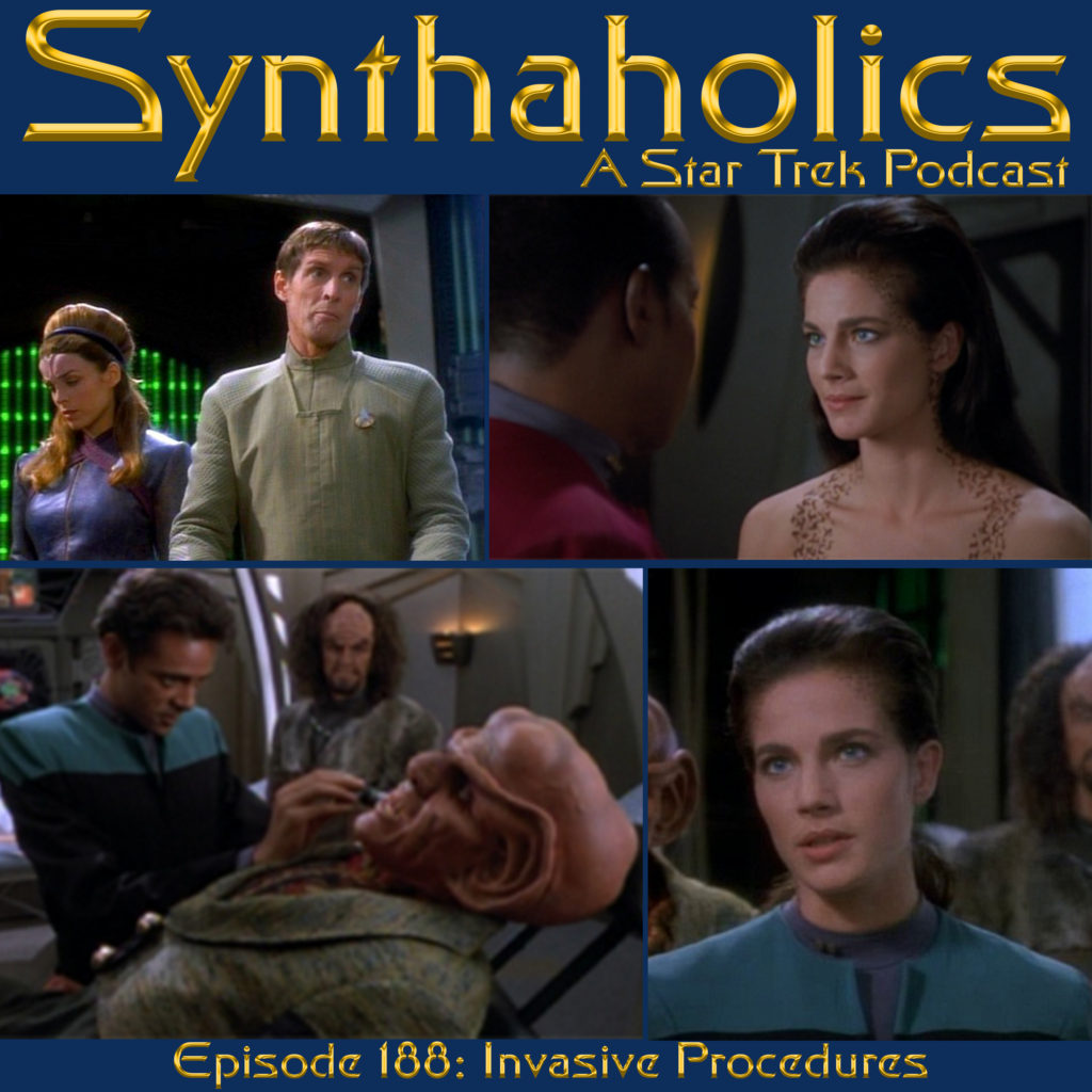 Episode 188: Spotting Dax II - Invasive Procedures