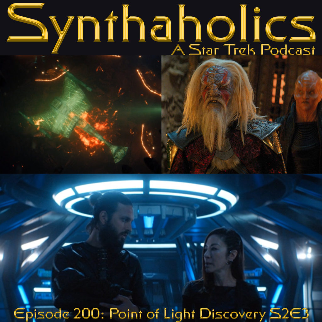 Episode 200 Point of Light