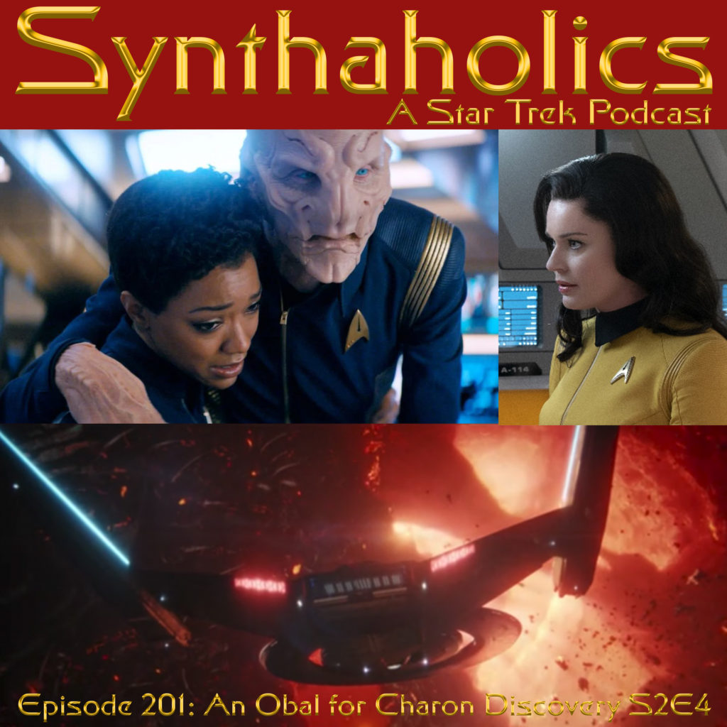 Episode 201: An Obal For Charon Discovery S2E4