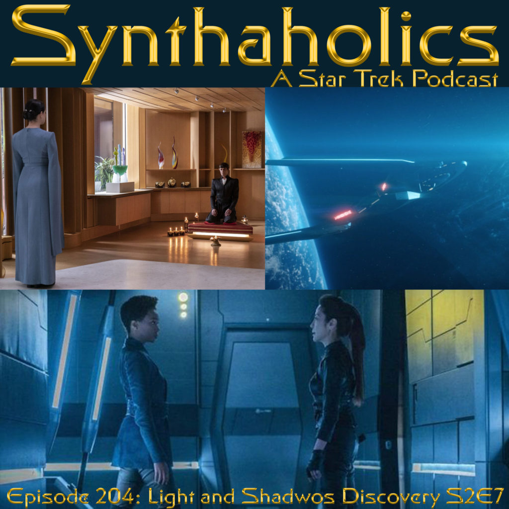 Episode 204: Light and Shadows