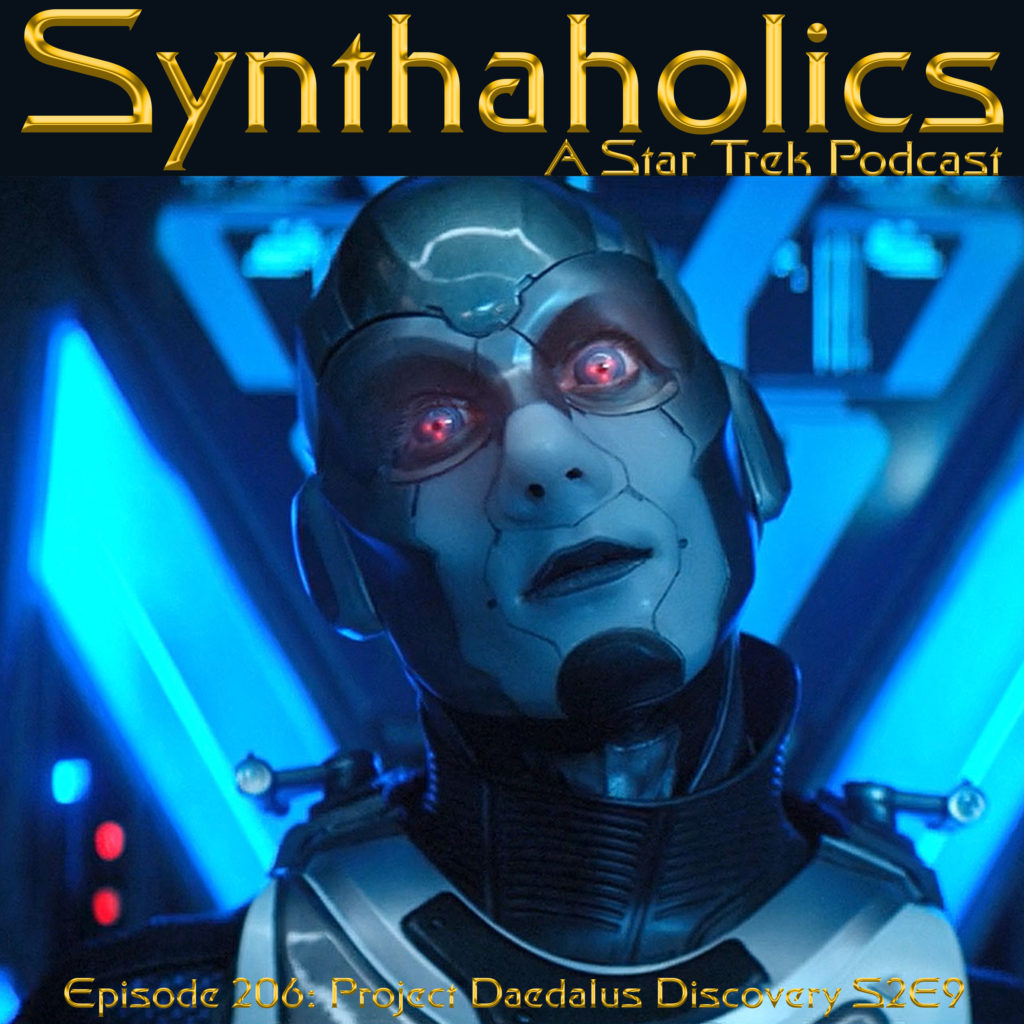 Episode 206: Project Daedalus Discovery S2E9