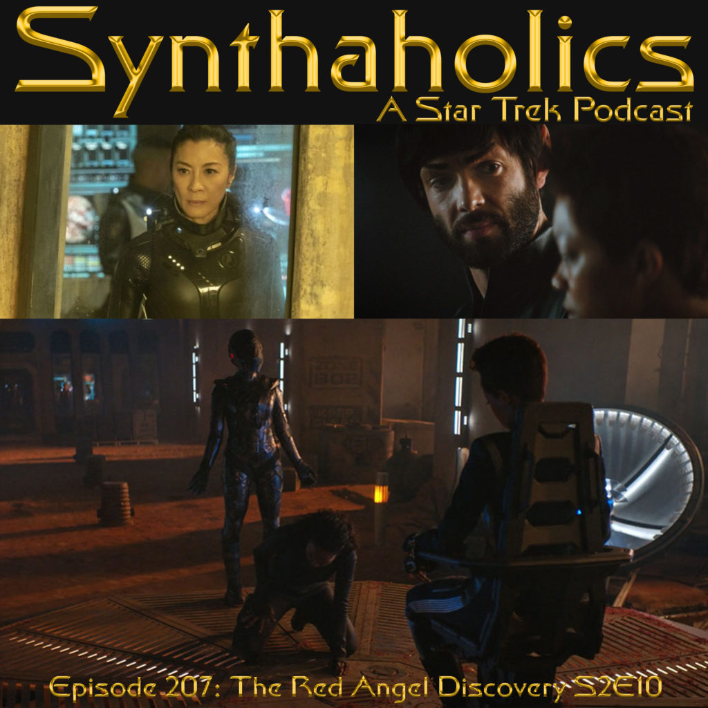 Episode 207: The Red Angel Discovery S2E10