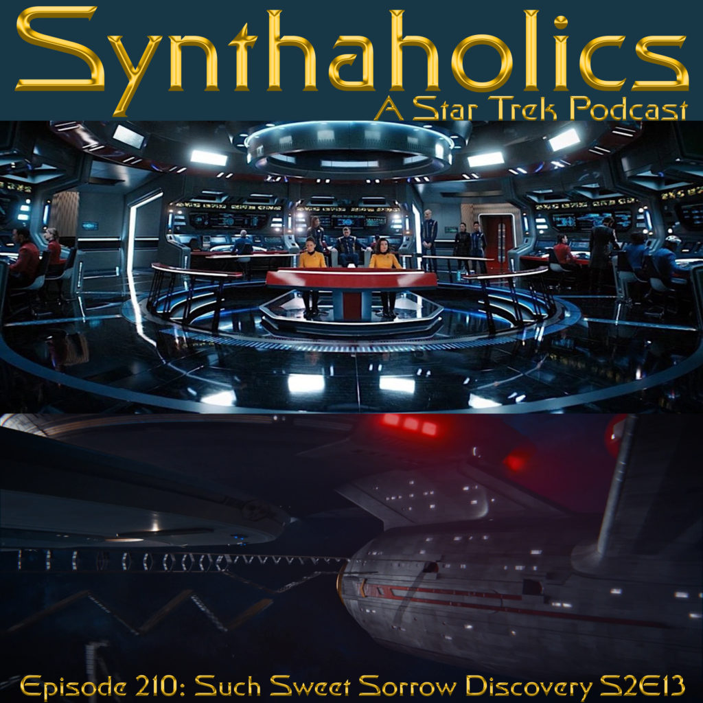 Episode 210: Such Sweet Sorrow Discovery S2E13