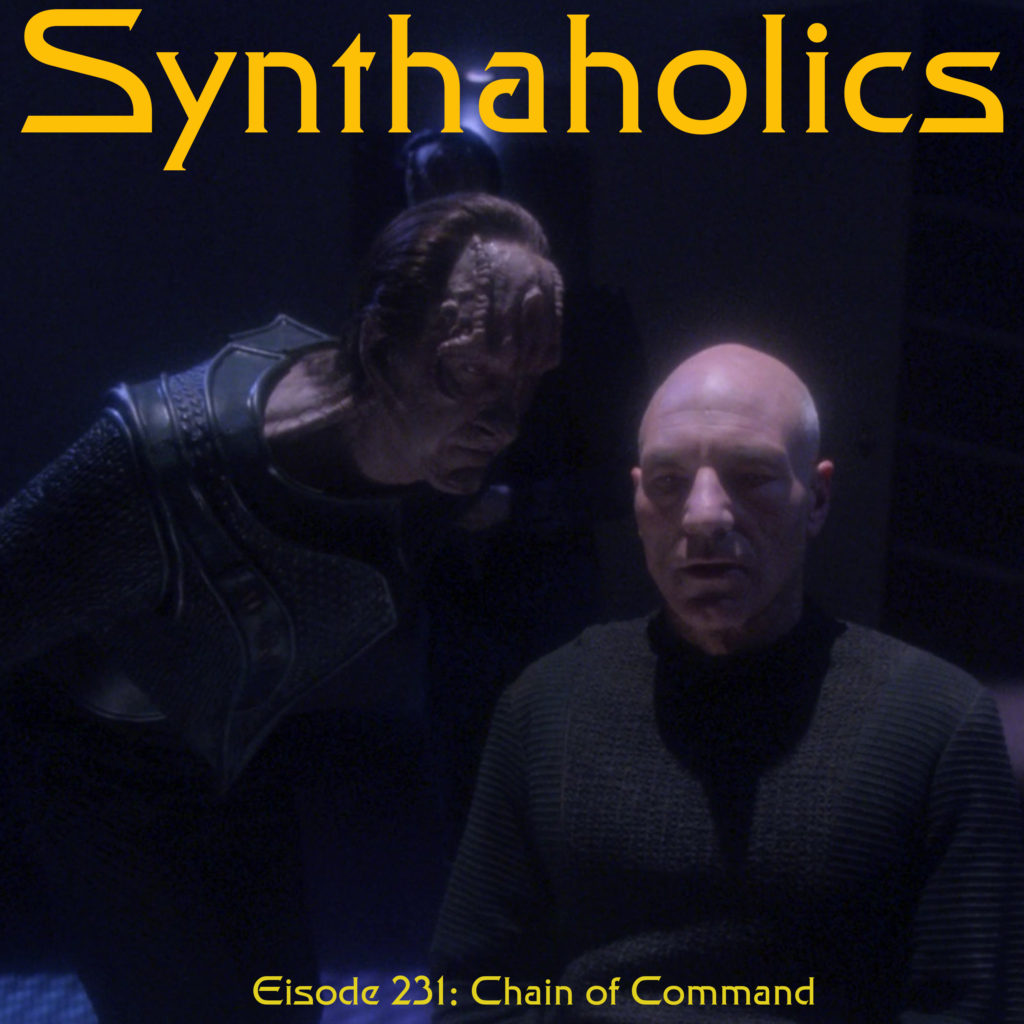 Episode 231: Chain of Command (with Guy Davis)