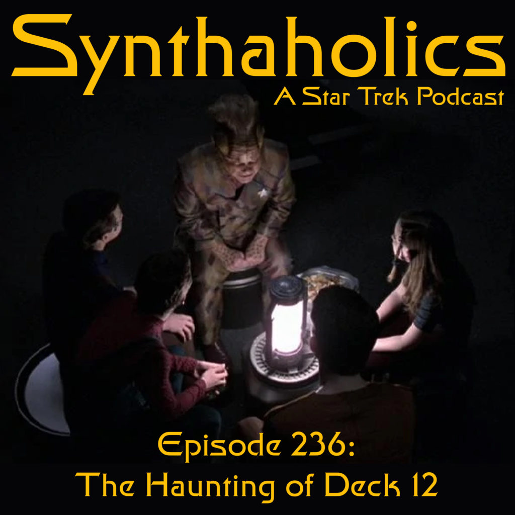 Episode 236: The Haunting of Deck Twelve