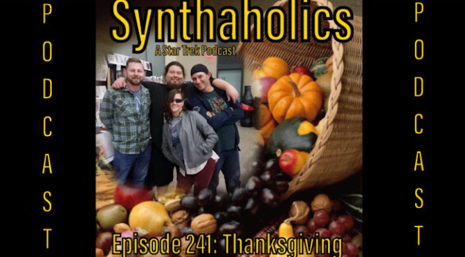 Episode 241: Thanksgiving