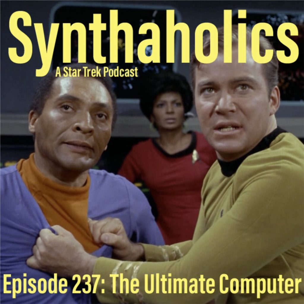 Episode 237: The Ultimate Computer