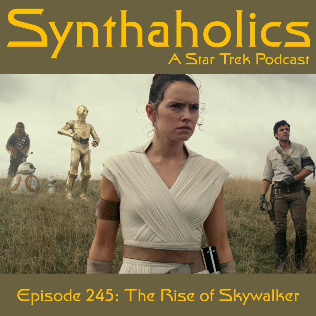 Episode 245: The Rise of Skywalker Featuring Jeff Heller