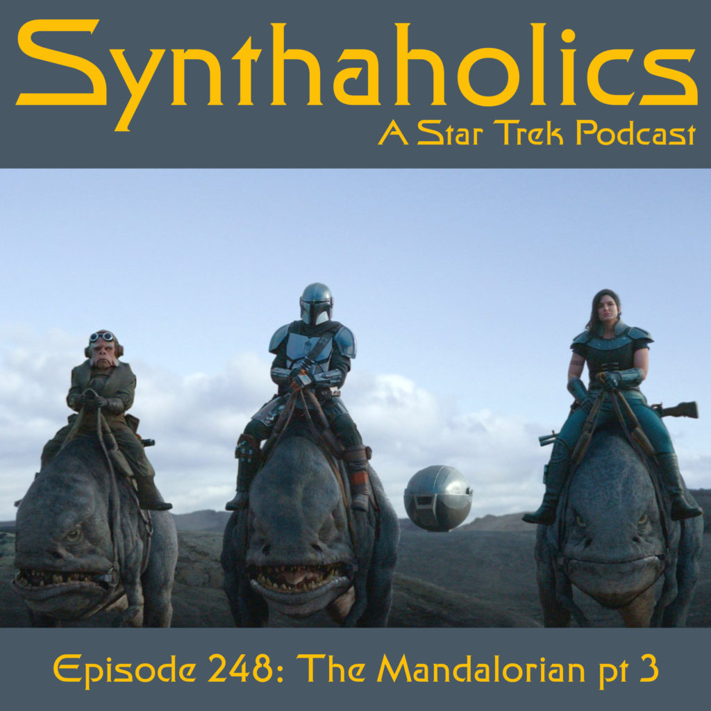 Episode 248: The Mandalorian Part 3