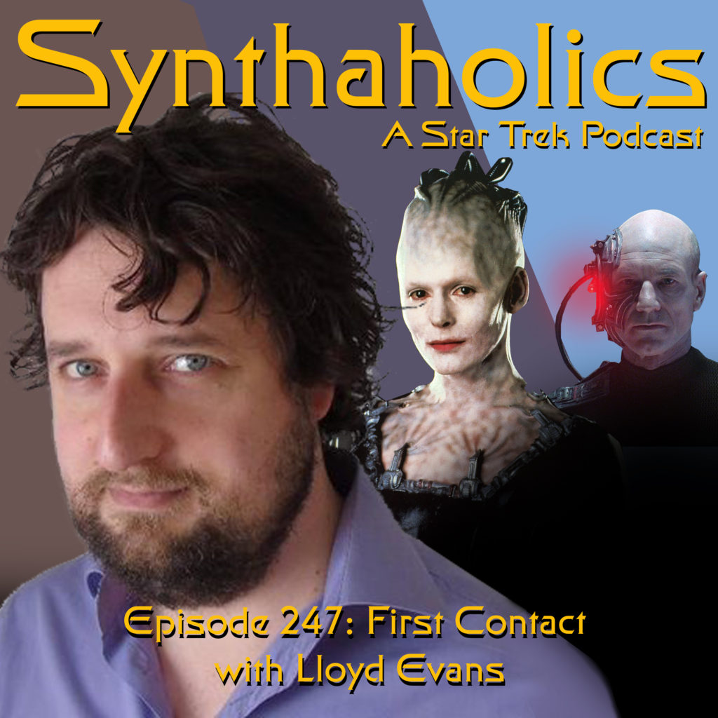 Episode 247: First Contact with Lloyd Evans