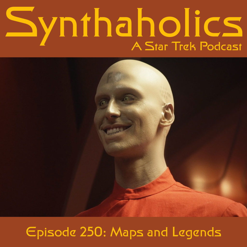 Episode 250: Maps and Legends