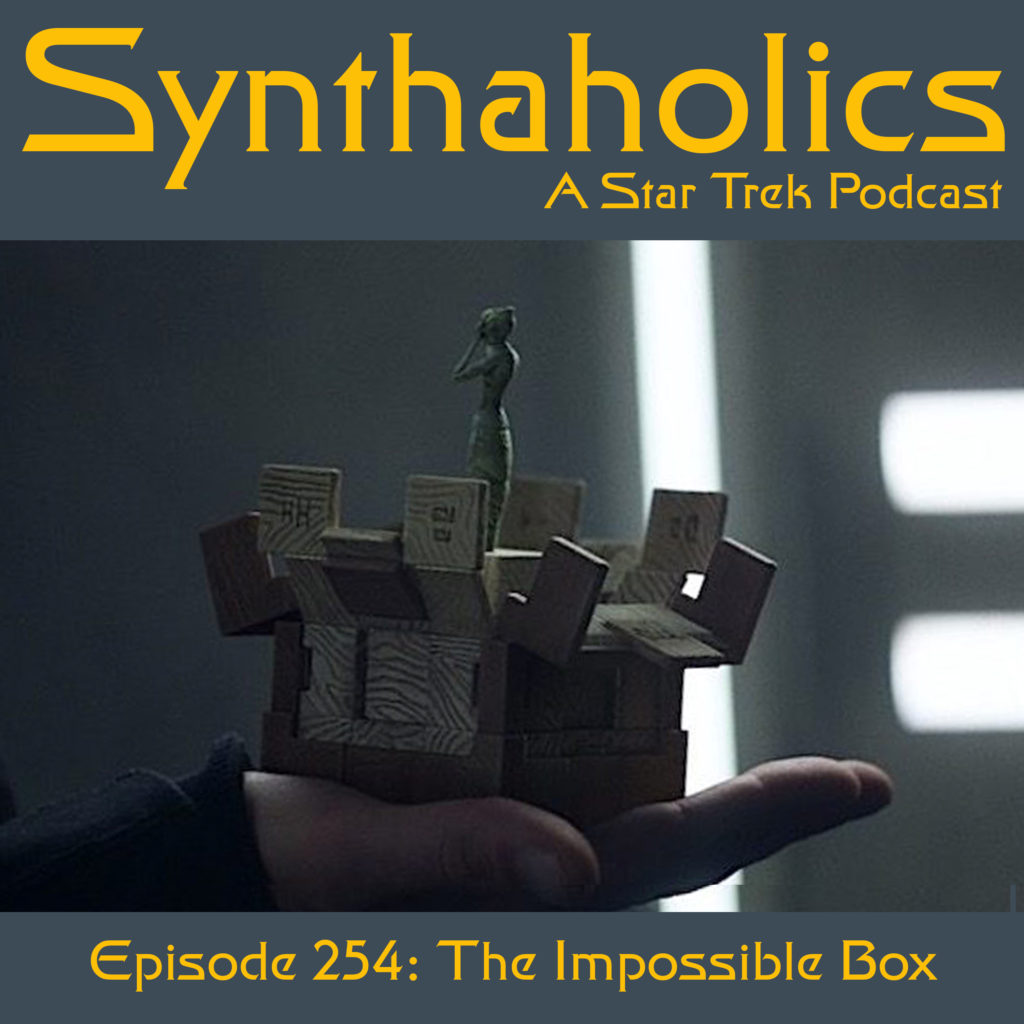 Episode 254: The Impossible Box