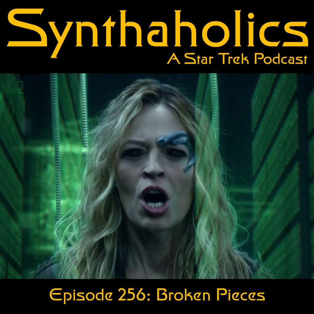 Episode 256: Broken Pieces with Captain Foley