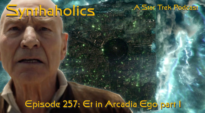 Episode 257: Et in Arcadia Ego Part 1 With Guy Davis