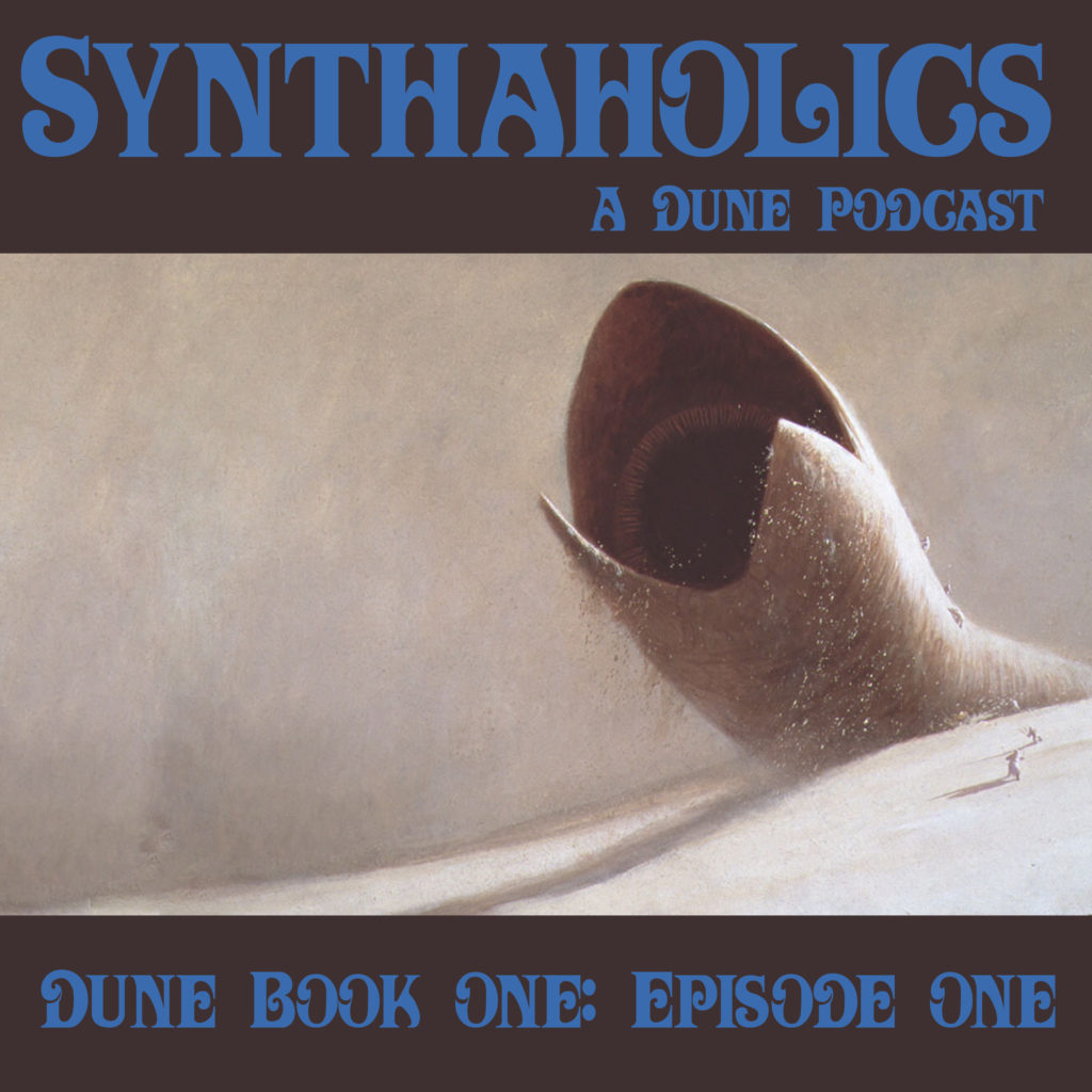Book Club Episode 1: Dune part 1