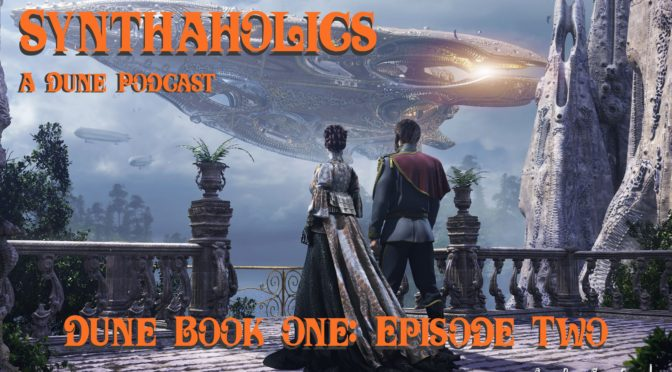 Book Club Episode 2: Dune Part 2