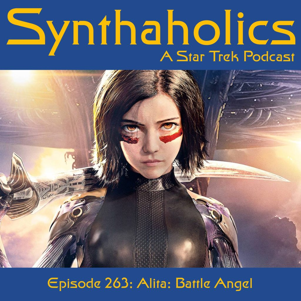 Episode 263: Alita: Battle Angel