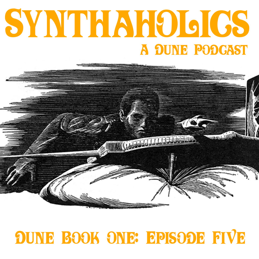 Book Club Episode 5: Dune Part 5