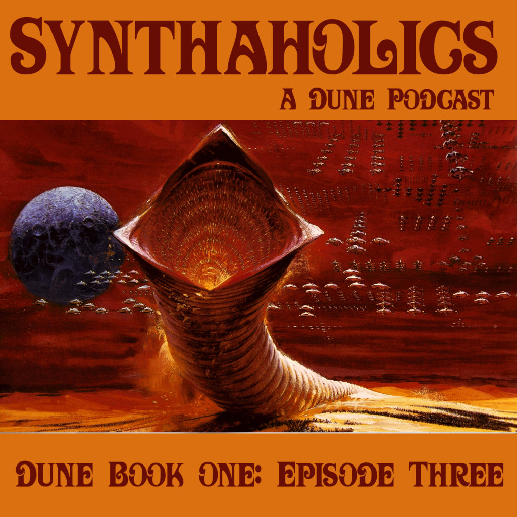 Book Club Episode 3: Dune Part 3