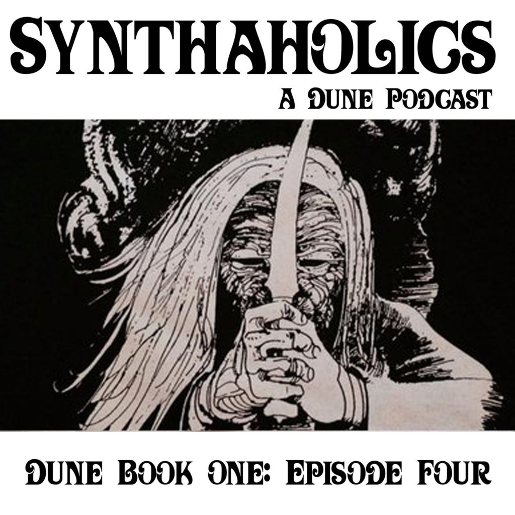 Book Club Episode 4: Dune Part 4