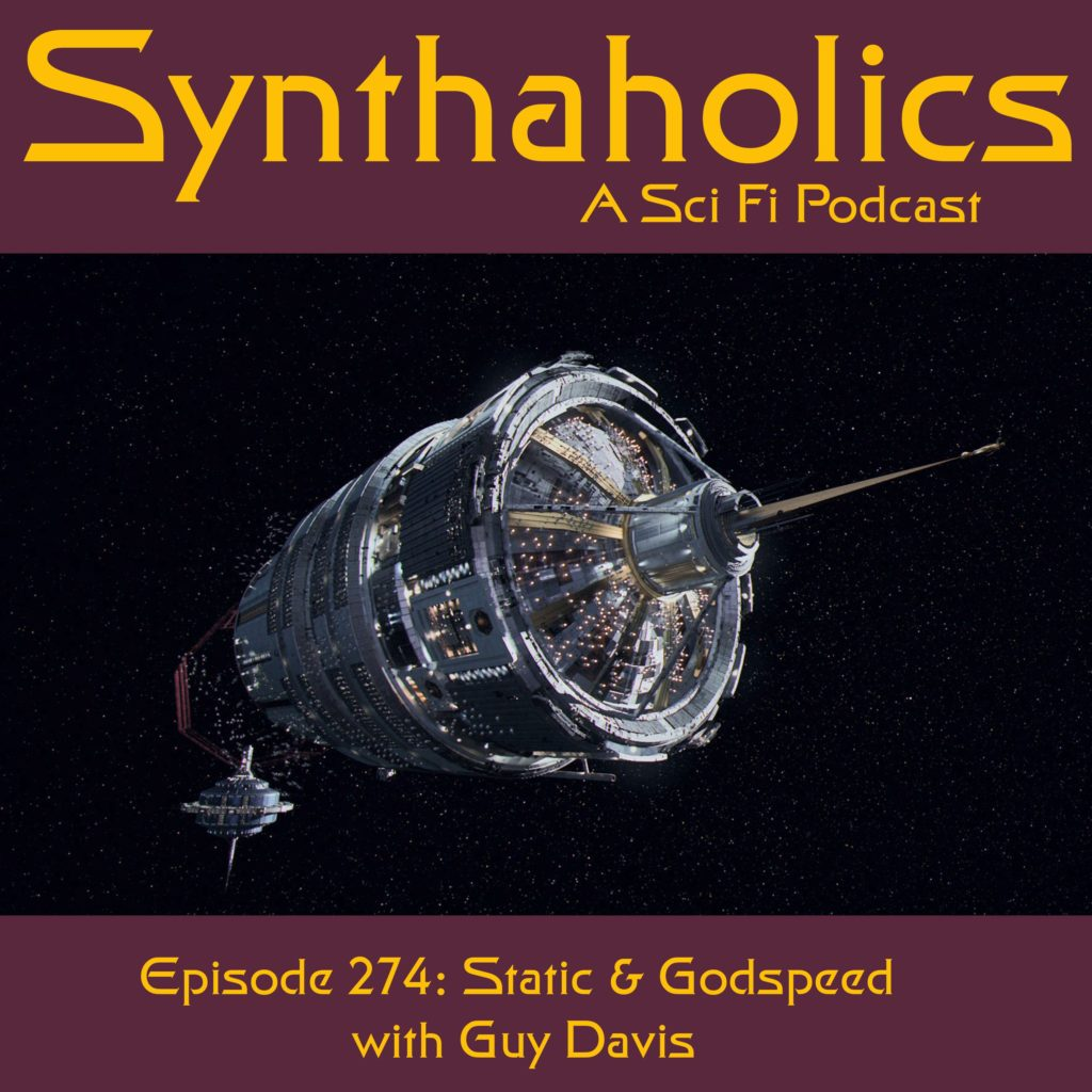 Episode 274: Static & Godspeed with Guy Davis