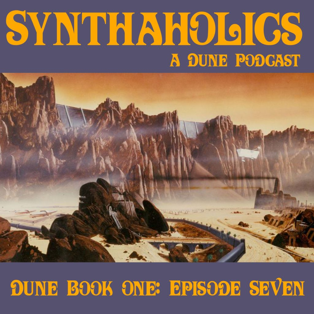 Book Club Episode 7: Dune Part 7