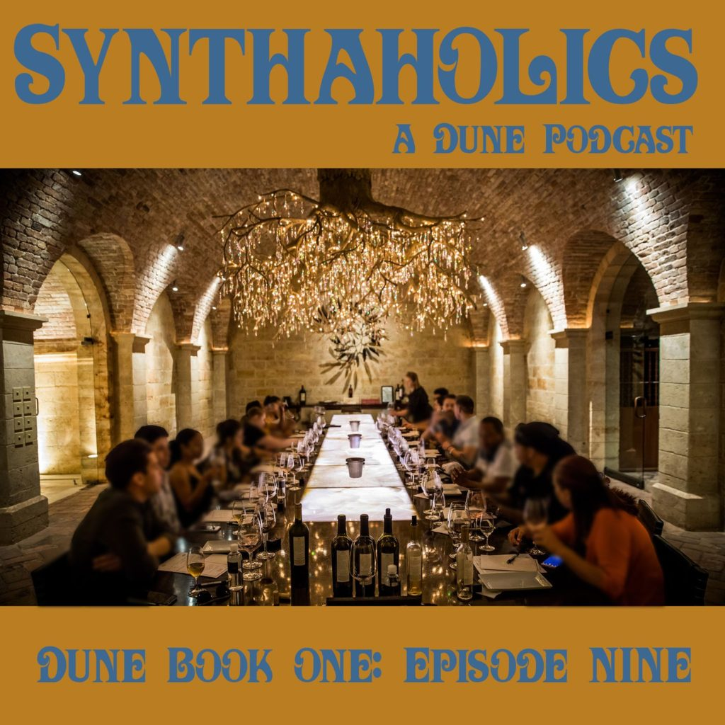 Book Club Episode 9: Dune Part 9