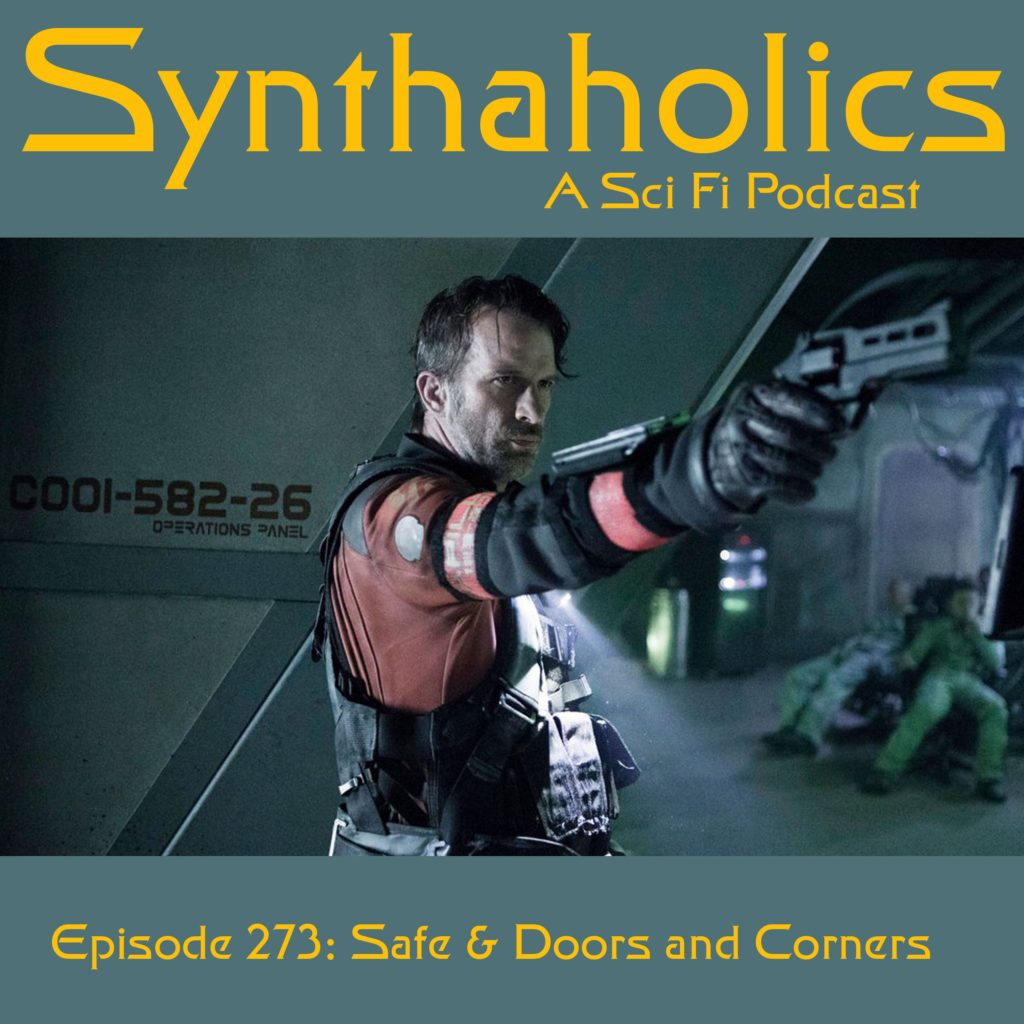 Episode 273: Safe, Doors & Cover