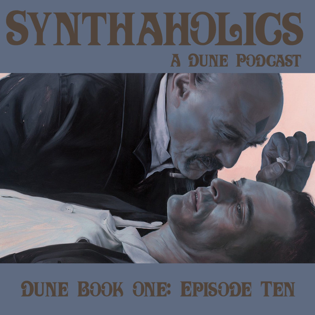 Book Club Episode 10: Dune Part 10