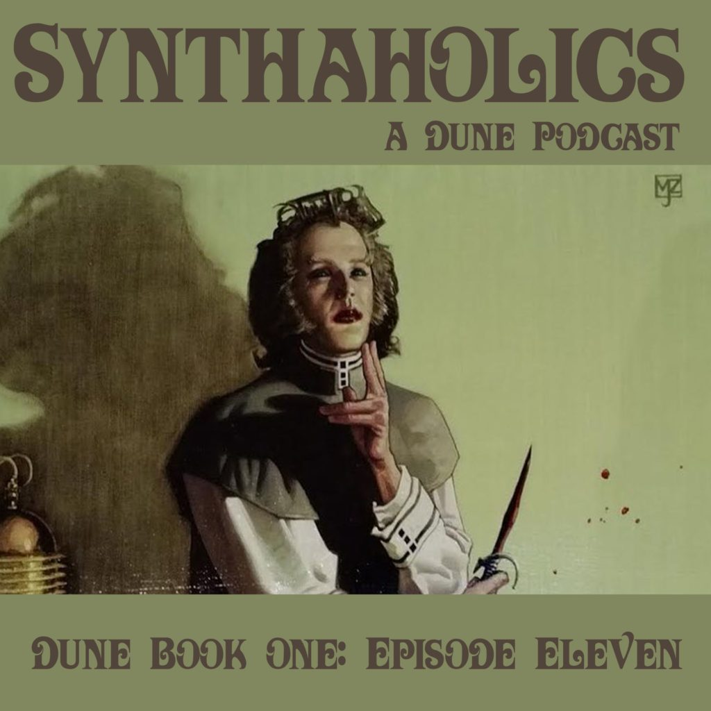 Book Club Episode 11: Dune Part 11