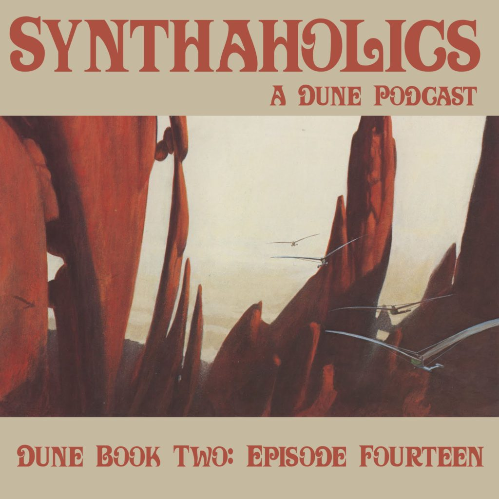 Book Club Episode 14: Dune Part 14