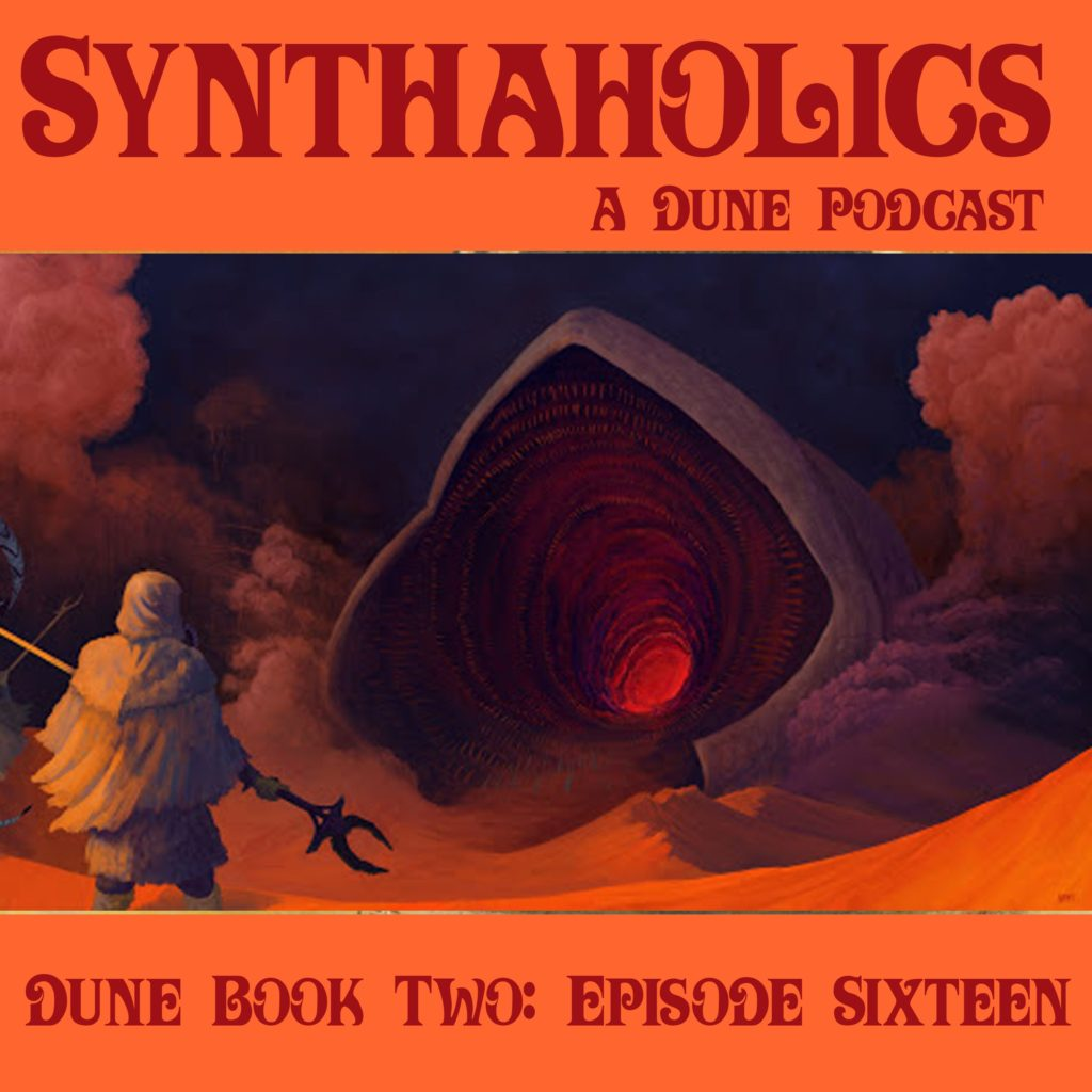 Book Club Episode 16: Dune Part 16