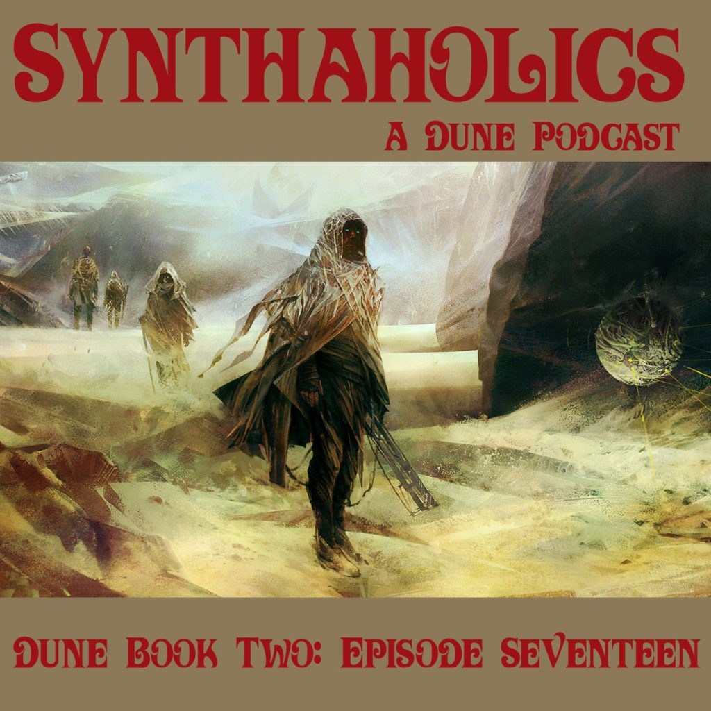 Book Club Episode 17: Dune Part 17