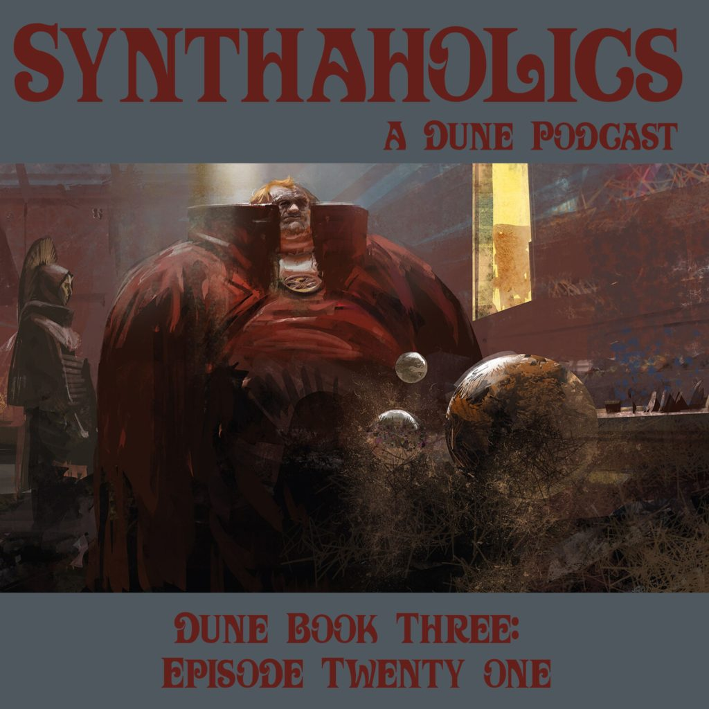 Book Club Episode 21: Dune Part 21
